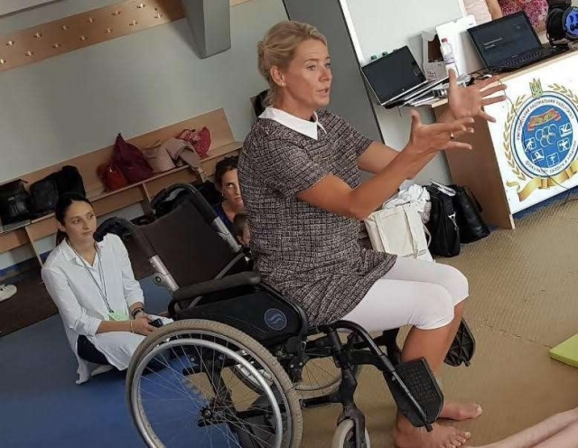 Анонсуємо тематику лекцій для закарпатських фахівців від швейцарських тренерів з фізіотерапії у ранньому втручанні