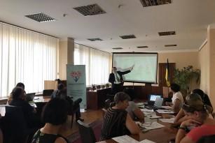 Засідання регіональної консультативної ради проекту Twinning в Одесі