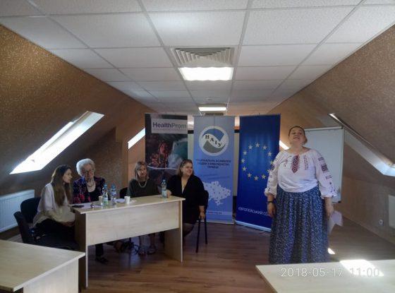 У Києві відбулася зустріч лідерів Всеукраїнського форуму «Батьки за раннє втручання»