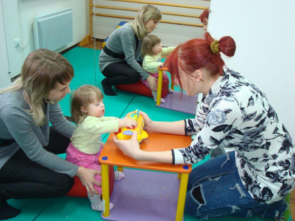 Тренинговое обучение в рамках Программы «Родители за раннее вмешательство» «ОСОБЕННОСТИ ДОКАЗАТЕЛЬНОЙ ПРАКТИКИ В СФЕРЕ РАННЕГО ВМЕШАТЕЛЬСТВА»