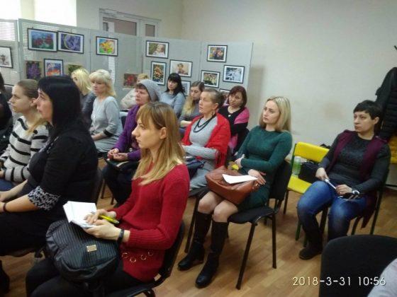 Зустріч Запорізької регіональної платформи Всеукраїнського форуму «Батьки за раннє втручання»